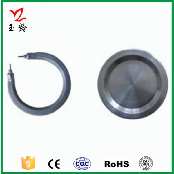 YULING casting aliminium heating element for cooking pan with teflon