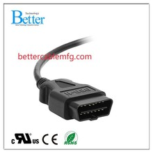 OBD OBDII Splitter Cable OBD2 Cable for car diagnostic system