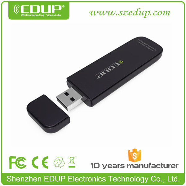 2016 Hot Selling 802.11n 600Mbps Dual Band 2.4ghz / 5.8ghz Wifi Dongle Lan USB Wireless Adapter Driver For Windows,Linux,Mac