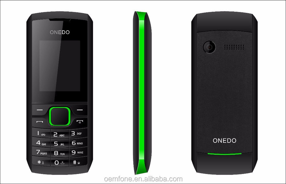 2017 very slim feature phone in 1.77inch with CE cert