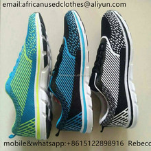 used clothing lots/used shoes/men sports shoes,clean, no dirty, no damage, hotsale in africa