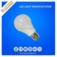 2017 3W 5W 7W 9W 12 watt SKD/CKD LED bulb lamp spare parts for assembling electric bulb