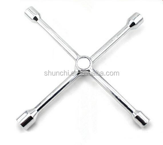 X Wrench, X Wheel Wrench, Folding Wrench, Cross wrench