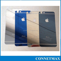 Color Mirror Tempered Glass Screen Protector for Apple iPhone6 4.7 (Front+Back)