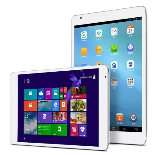 Teclast X98 Air 3G 64GB 9.7 inch Retina Display Screen Window 10 / Android 5.0 Dual OS 3G Phone Call Tablet PC, Intel Bay Trail