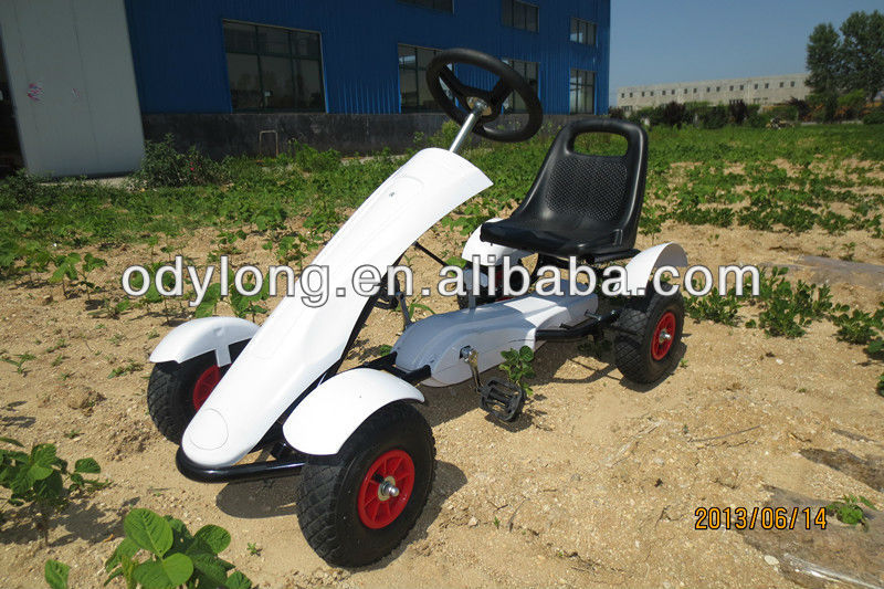 China factory pedal go kart for adult pedal go kart for kids F160A