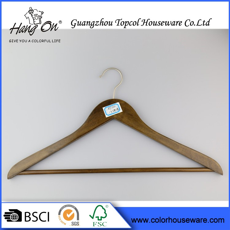 Women Wood Hanger Wood Hanger For Skirts