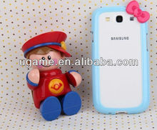 for samsung galaxy s2 ABS hard back phone case