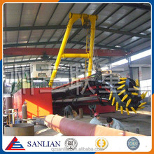 Cutter Suction Sand Pumping Dredger China price
