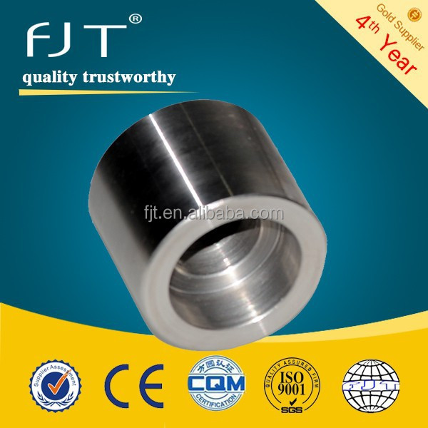 socket weld/welding forged pipe coupling