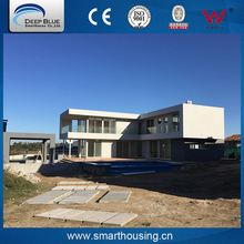 China wholesale customize security entrance prefab house