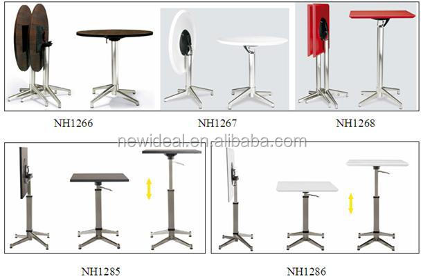 Top sale bar furniture sets folding table series