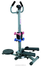 AMA-5019A Multi Mini Stepper With Twist,Dumbbell ,handle bar And Computer