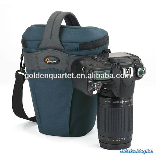 Promotion Camera bag (BSCI, ICTI, SA8000 and social audit factory)