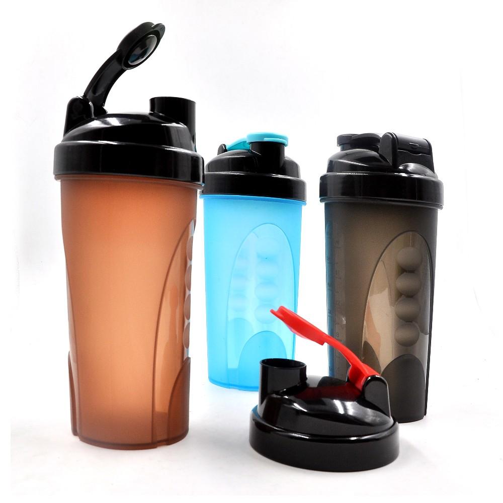 Protein Shaker Lid: Assorted Colors Vitamin Protein Bottles Joyshaker,Flip Lid