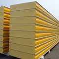 PU sandwich panel for cold room partition walls sports hall