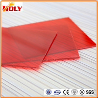 China low price light weight solid polycarbonate roof sheets