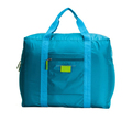 Travel waterproof nylon bag foldable travel luggage bag
