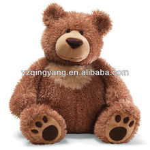 Factory supply stuffed animal soft plush teddy bears toy for wholesale