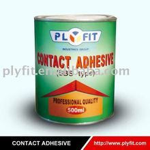 All purpose SBS contact adhesive