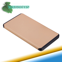 2016 5000mAh power bank for all kinds of smart phones