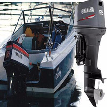 2 stroke outboard motor 115HP with long shaft