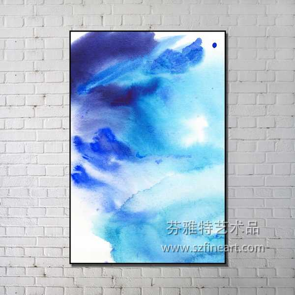 Handmade Modern Oil Painting Abstract Art