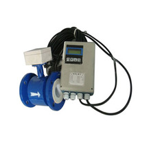 BBZ digital electronic flow meter without the impact of labor frequency