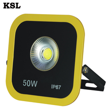 Dimmable Waterproof Ip67 12 24 Volt Ac Dc 50 100 150 200W Outdoor Led Ground Mounted Lighting 50 200Watt