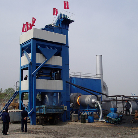 Mobile asphalt mixing plant/ 20-40ton/h road construction machinery