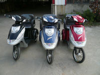350w brushelss cheap hot selling 48v 20Ah for old or disabled high quality 3 wheel electric moped scooter