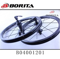 BORITA bicycle parts 16 inch alloy 16H wheels for sale