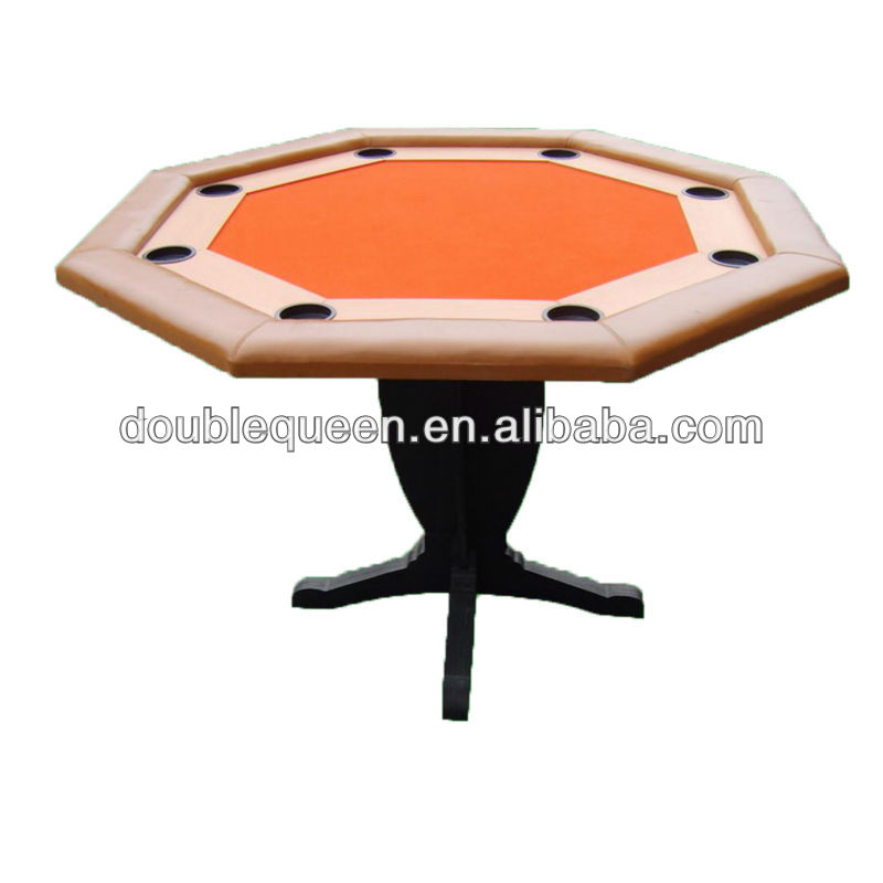 octagon cheap poker tables