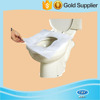 custom made flushable paper toilet seat cover with promotional packing/portable&disposable paper toilet seat cover