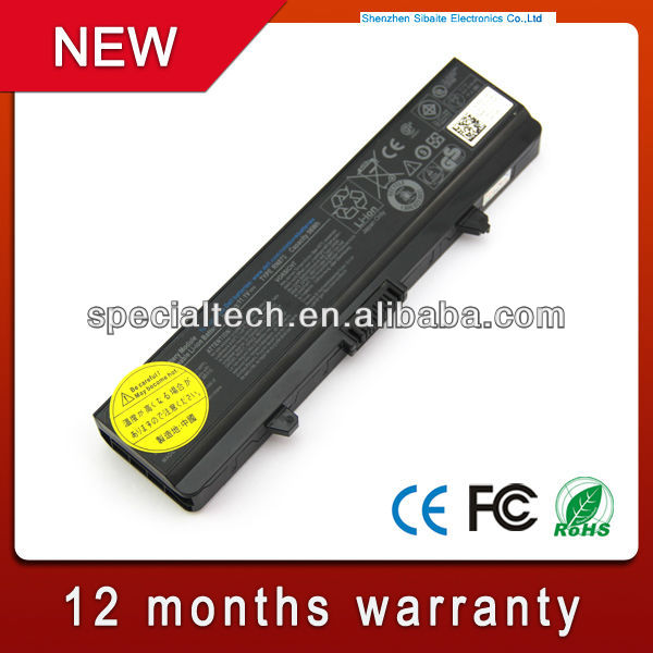 FOR DELL INSPIRON 1525 1526 1545 6-CELL BATTERY RN873 GW240