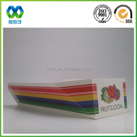 food grade new product hot dog paper tray