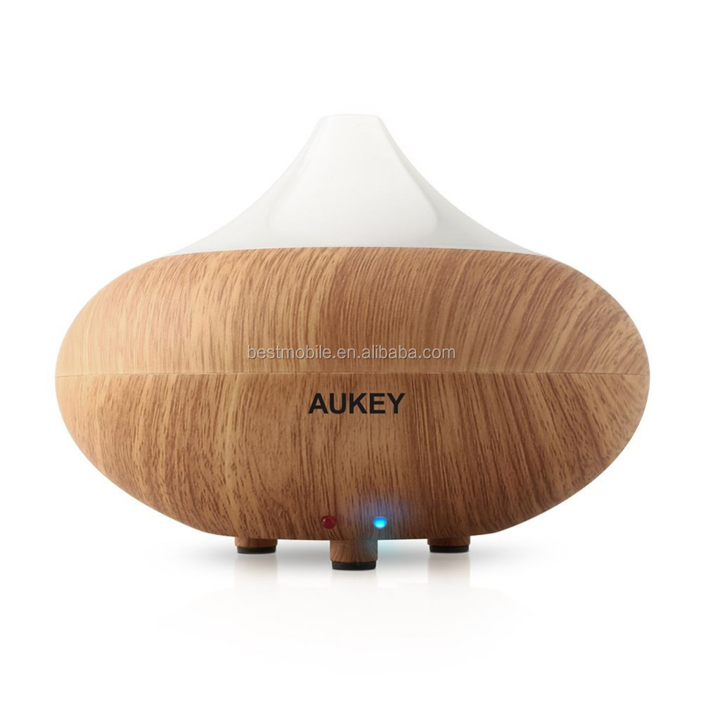 AUKEY BE-A1high quality wooden air aroma diffuser/aromatherapy diffuser/Electric Aroma