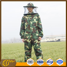 safety protection full ventilated bee suit/ Beekeeping Suit
