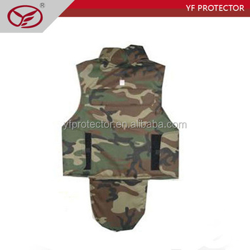 TACTICAL VEST/FULL LEVEL IV BODY ARMOR/BALLISTIC KEVLAR BULLETPROOF VEST