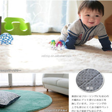 Super soft baby cushioned play mat carpet suppliers