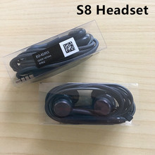 100% Original oem Cell phone mobile headset in ear earphone headphone With Remote Mic EO-IG955 for Samsung AKG S8 plus s7 s6