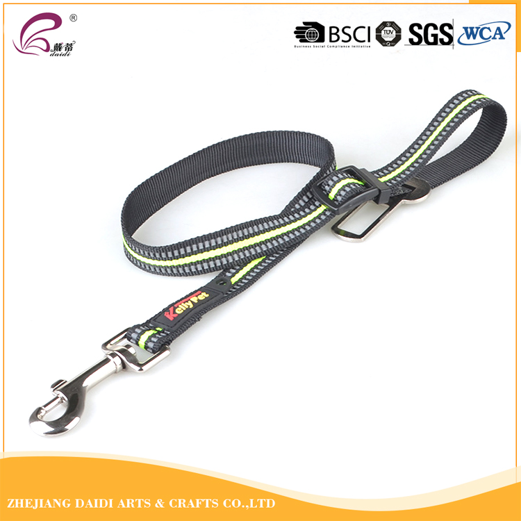 Factory directly retractable nylon pet collars leashes