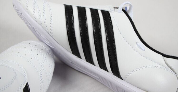 White high quality cheap taewkondo shoes sneakers taekwondo equipment
