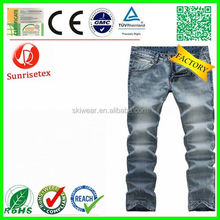 Fashion New Style jeans overstock Factory