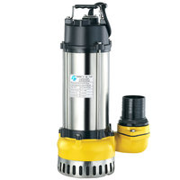 V2200 Dewatering 2.2 kw submersible pump