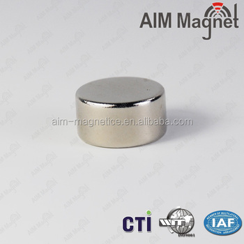 Rare Earth Magnet Strong N52 20mm Neodymium Disc Magnet