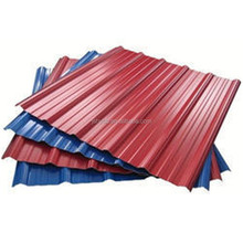 Flexible Metal Roofing Material for Poultry Houses