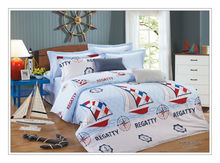 100% cambed cotton high quality home using bed cloth bed linen cheap bedding set