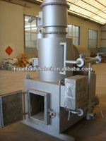 hospital waste/ garbage treatment machine/ burning incinerator