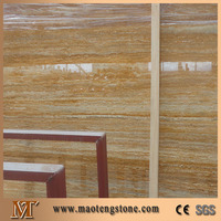 Travertine Classico Roma Marble Slabs